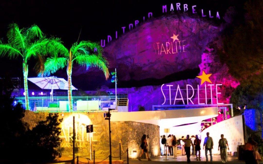 "Starlite Festival in Marbella wins the ""International Travel & Tourism Awards"""